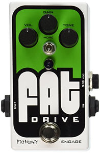 Pigtronix FAT Guitar Distortion Effect Pedal