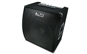 Alto Professional Kick 15 | Professional 15-Inch Keyboard and Instrument Amplifier with Built-in Mixer and Alesis Effects