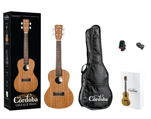 Cordoba UP100 Concert Ukulele Pack