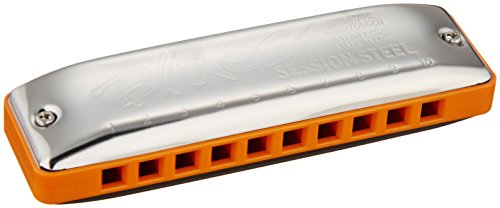 SEYDEL Blues Session Steel Key of C Harmonica C