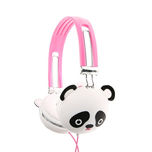 Claire's Girl's Panda Fashion Headphones