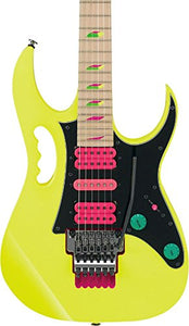 Ibanez Steve Vai Signature JEM777 Electric Guitar Limited Edition Desert Sun Yellow