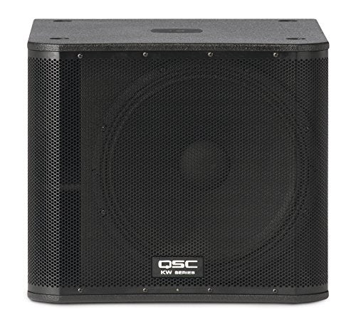QSC KW181 1000 Watts Powered Subwoofer