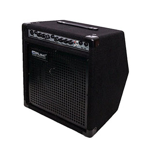 Coolmusic DK-35 35watts Personal Monitor Amplifier Electric Drum Amplifier PA Workstation Keyboard Speaker and Acoustic Guitar Amplifier