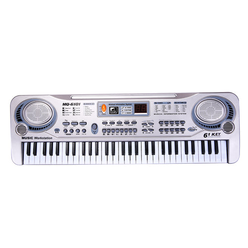 Kids Digital Piano Musical Instrument Toy 61 Keys