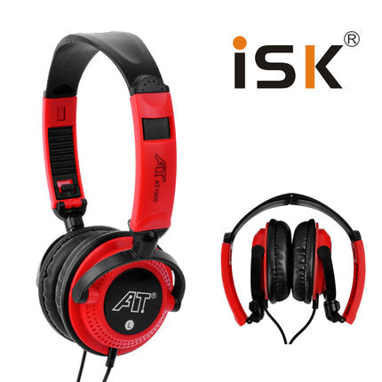 ISK AT-1000 Headphones Professional Monitoring Headphone