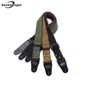 Nice Guitar Straps Down To Earth Colors