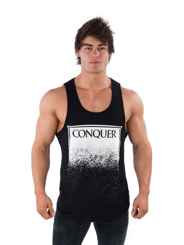 King of the Jungle Tanktop (Black)