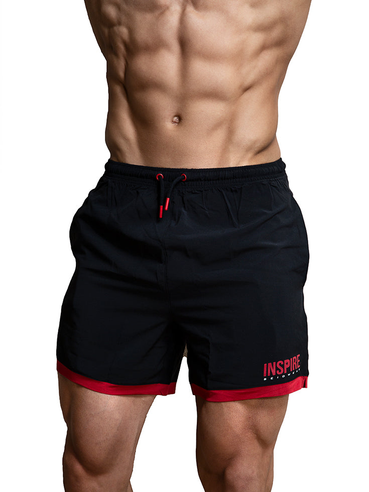 Inspire Mid Thigh Shorts