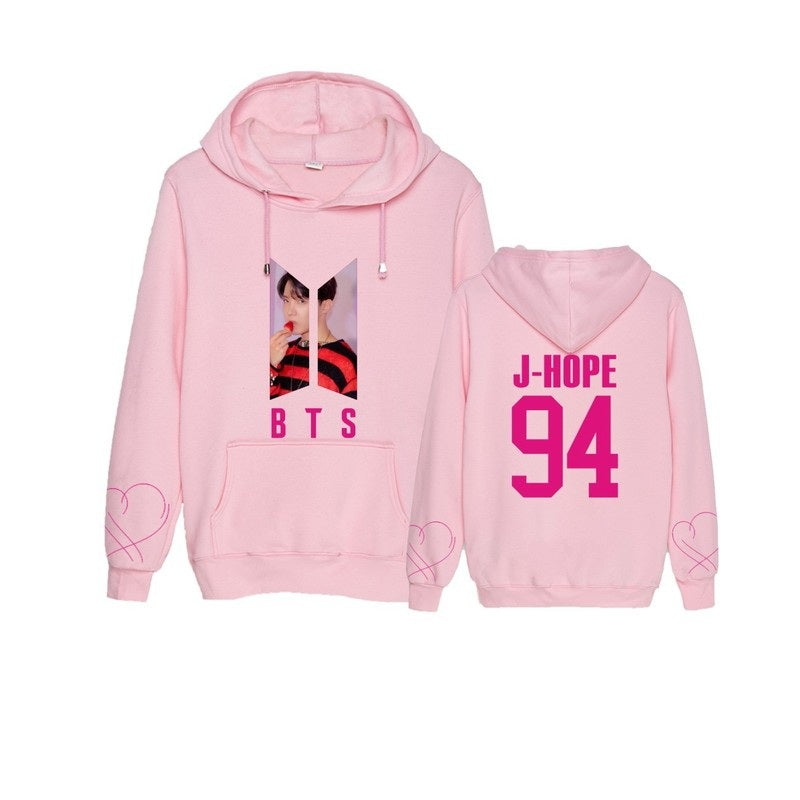Map Of The Soul Persona Concept 4 Hoodie