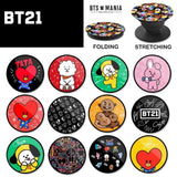 Bt21 Smartphone Retractable Airbag - Phone Cases