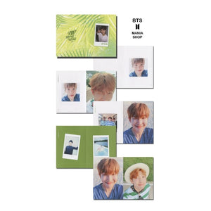 Bts 2017 Summer Package Photo Album - Book And Magazine