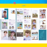 Bts 2018 Summer Package Guide Book - J-Hope - Book And Magazine