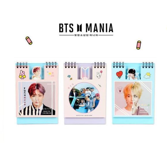 Bts 2019 Love Yourself Answer Calendar - Accessories