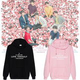 BTS BTS 2019 Speak Yourself World Tour Hoodie - Hoodie & Jacket