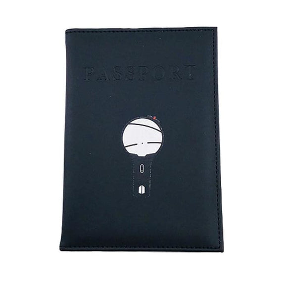 BTS Army Bomb Passport Cover - Accessories