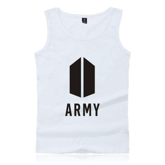 Bts Army Classic Tank-Top - Army / S - Tank Top