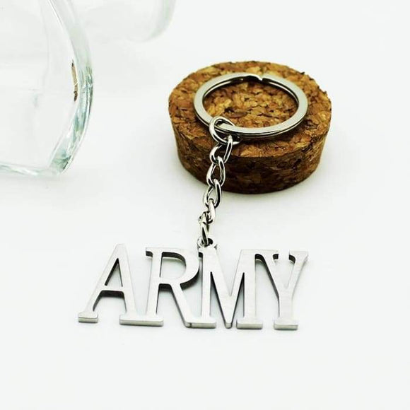 Bts Army Logo Keyring - Accessories