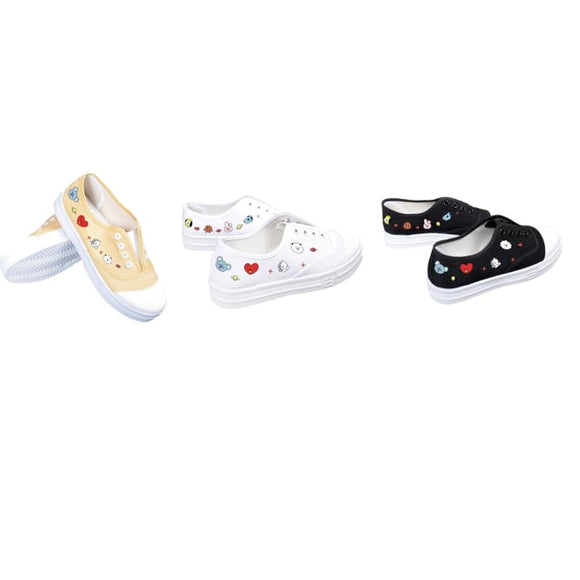 BTS BT21 Character Canvas Shoes - BT21