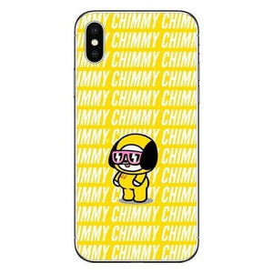 BTS BT21 Character iPhone Case - Phone cases