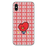 BTS BT21 Character iPhone Case - Tata / For iphone 5 5S SE - Phone cases