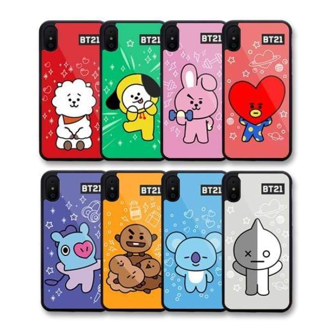 bt21 phone case iphone 7