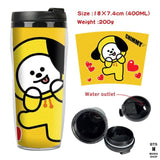BTS BT21 Cute Character Tumbler - CHIMMY - BT21