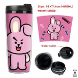 BTS BT21 Cute Character Tumbler - COOKY - BT21