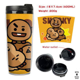 BTS BT21 Cute Character Tumbler - SHOOKY - BT21