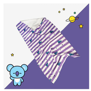 BTS BT21 Cute Design Towel - Set Of 7 (Save 20%) - BT21