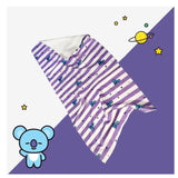 BTS BT21 Cute Design Towel - KOYA - BT21