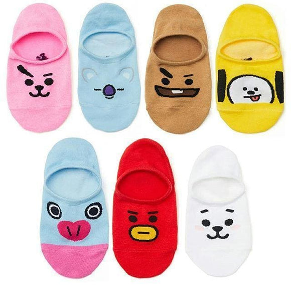 BTS BT21 Cute Socks - BT21