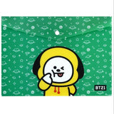 BTS BT21 Design Envelope Folder - Chimmy - BT21