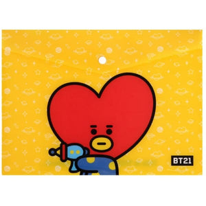 BTS BT21 Design Envelope Folder - BT21