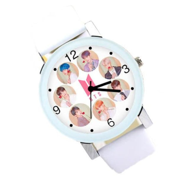 BTS & BT21 Design Quartz Watch - BT21