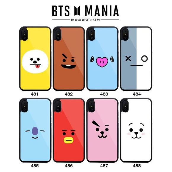 Bts Bt21 Face Iphone Phone Case - For Phone