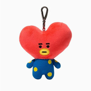 Bts Bt21 Hanging Plush (8 X 13) - Set Value - 10% Off - Accessories