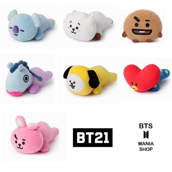 Bts Bt21 Mini Full Body Pillow - Buy All 7 (10% Off) - Bt21