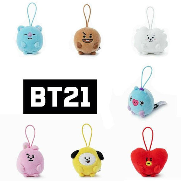 BTS BT21 Mini Plush Doll - ALL 7 Dolls (20% discount) - BT21