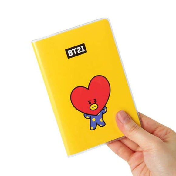 Bts Bt21 Note Book - Bt21
