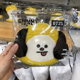 BTS BT21 Plush Purse - CHIMMY - Accessories