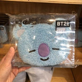 Bts Bt21 Plush Purse - Koya - Accessories