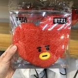 Bts Bt21 Plush Purse - Tata - Accessories