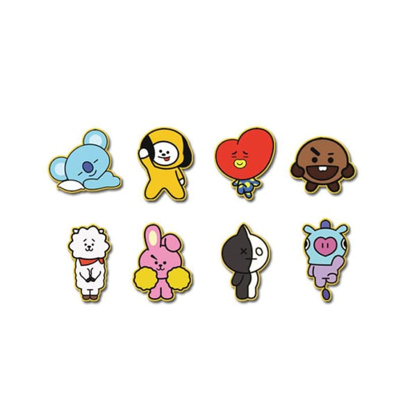BTS BT21 Theme Cute Stickers - Stickers
