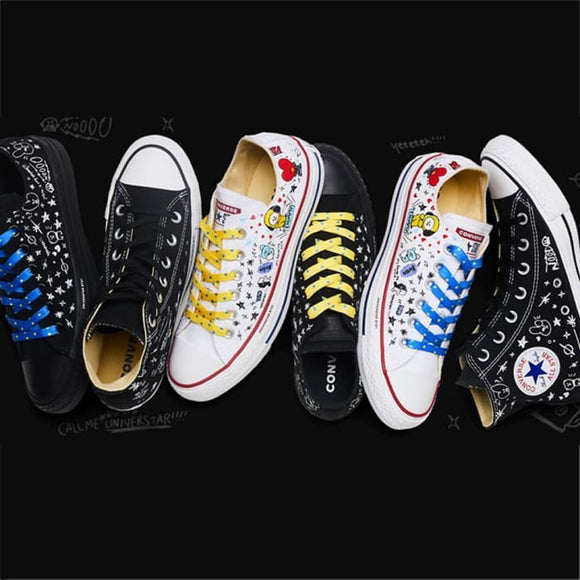 BTS BT21 X CONVERSE Shoes (3 Styles) - BT21