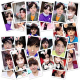 Bts Cute Rabbit Selfie Photocard