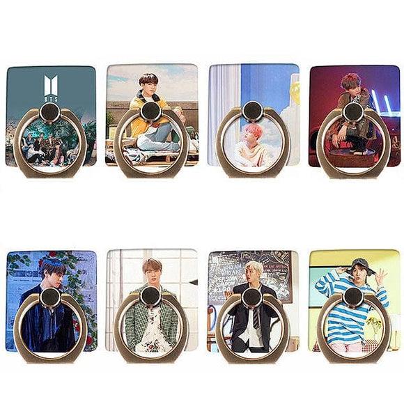 BTS Design Member Concept Phone Ring - For Phone
