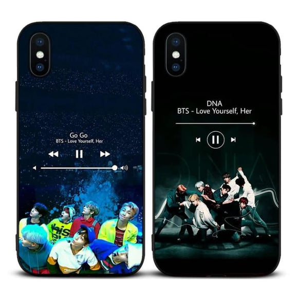 BTS DNA x Go Go iPhone Case (with XS MAX) - For Phone