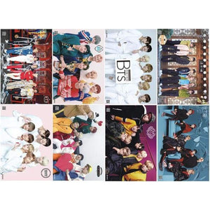 Bts Exclusive Poster (10+ Types) - Unlisted