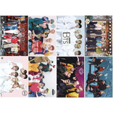 Bts Exclusive Poster (10+ Types) - Type 1 - Unlisted
